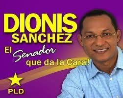 CUMPLIÓ UN AÑO MÁS DE FELIZ EXISTENCIA EL SENADOR DIONIS SÁNCHEZ