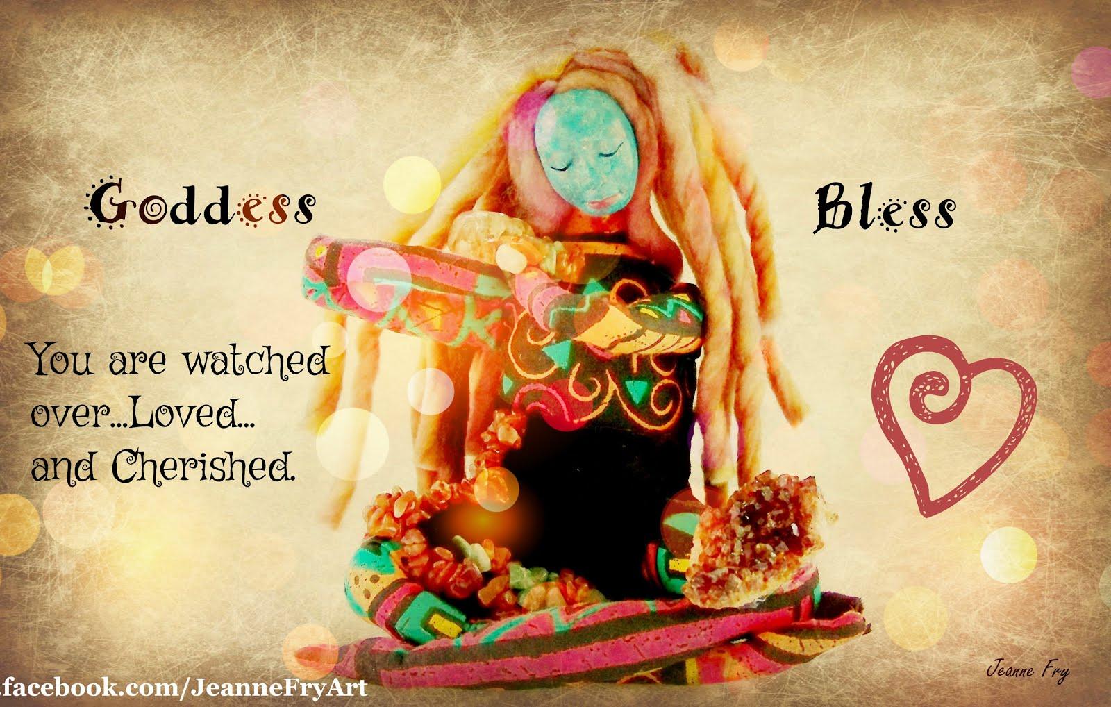 Goddess Bless