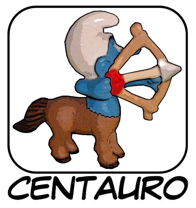 Centauro de lo mas pitufero en el cole de los 80's - Parte 1 de 3