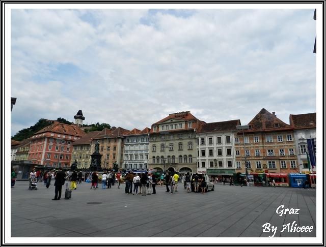 Graz-Austria-cetru-istoric-cladiri