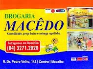 Drogaria Macêdo - 3271-2020