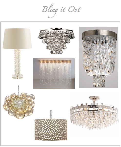 post provides tips for adding some shimmer and below are some of my favorite brilliant light fixtures it was hard to narrow them down to these seven chic lighting fixtures