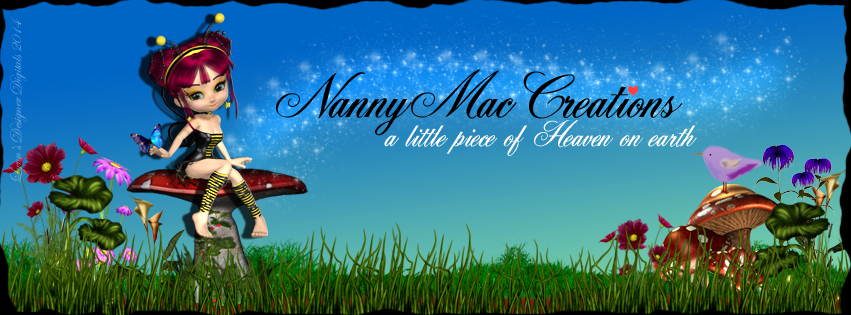 "Nannymac Creations Inspired by Our Angel ""Forever Jane"""