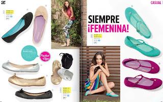 zapatos cerrados  Andrea  2015