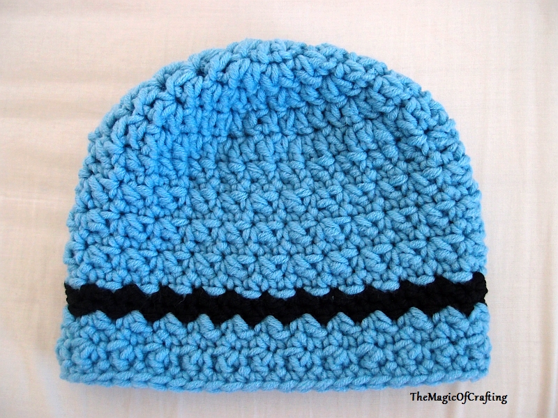 Free Crochet Patterns And Diy Crochet Charts Easy Textured Hat