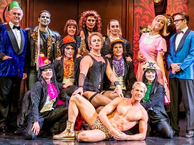 The Rocky Horror Show - sydney lyric theatre