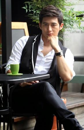 Profile Biodata Go Soo (Go Su) 고수  Korean Actor  Lengkap