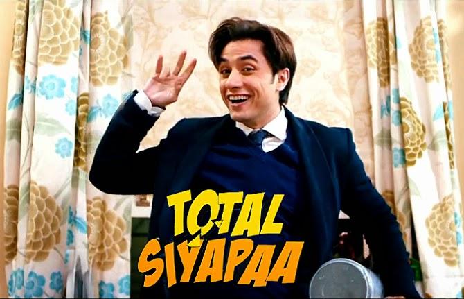 Ali Zafar TOTAL SIYAPAA Movie Image