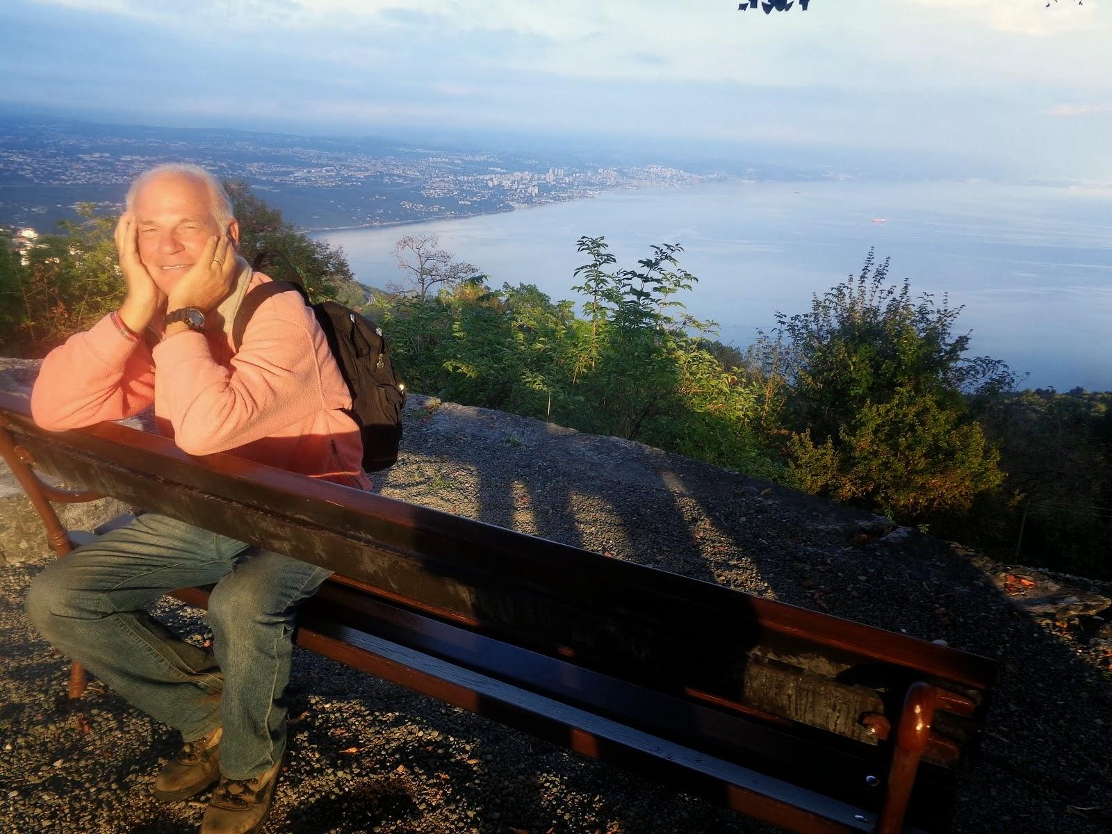 Quinta tappa della traversata Trieste-Fiume: in gita dal parco del monte Maggiore-Učka fino al mare