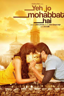 Yeh Jo Mohabbat Hai (2012) Movie Poster