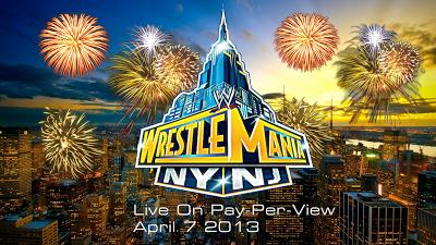 WWE WrestleMania 29