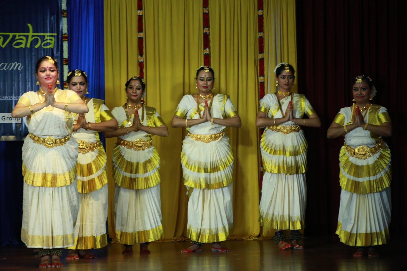 Nritya Pravaha-Samyojakam
