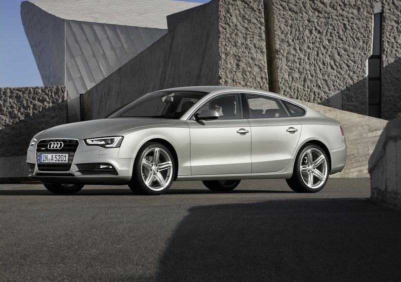 Auto Cars 2012 Audi A5 Sportback