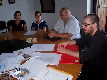 Presentación de proyectos año 2012