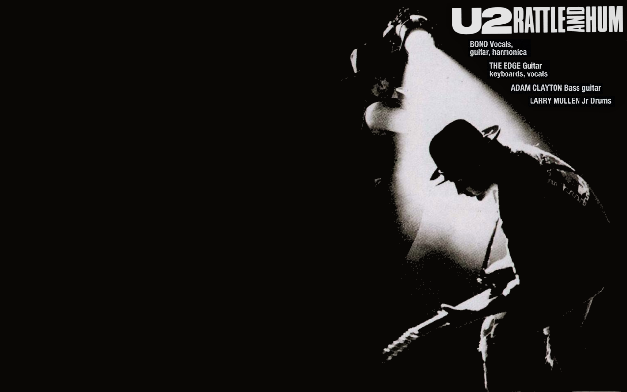Wallpaper iphone u2 - U2 Background