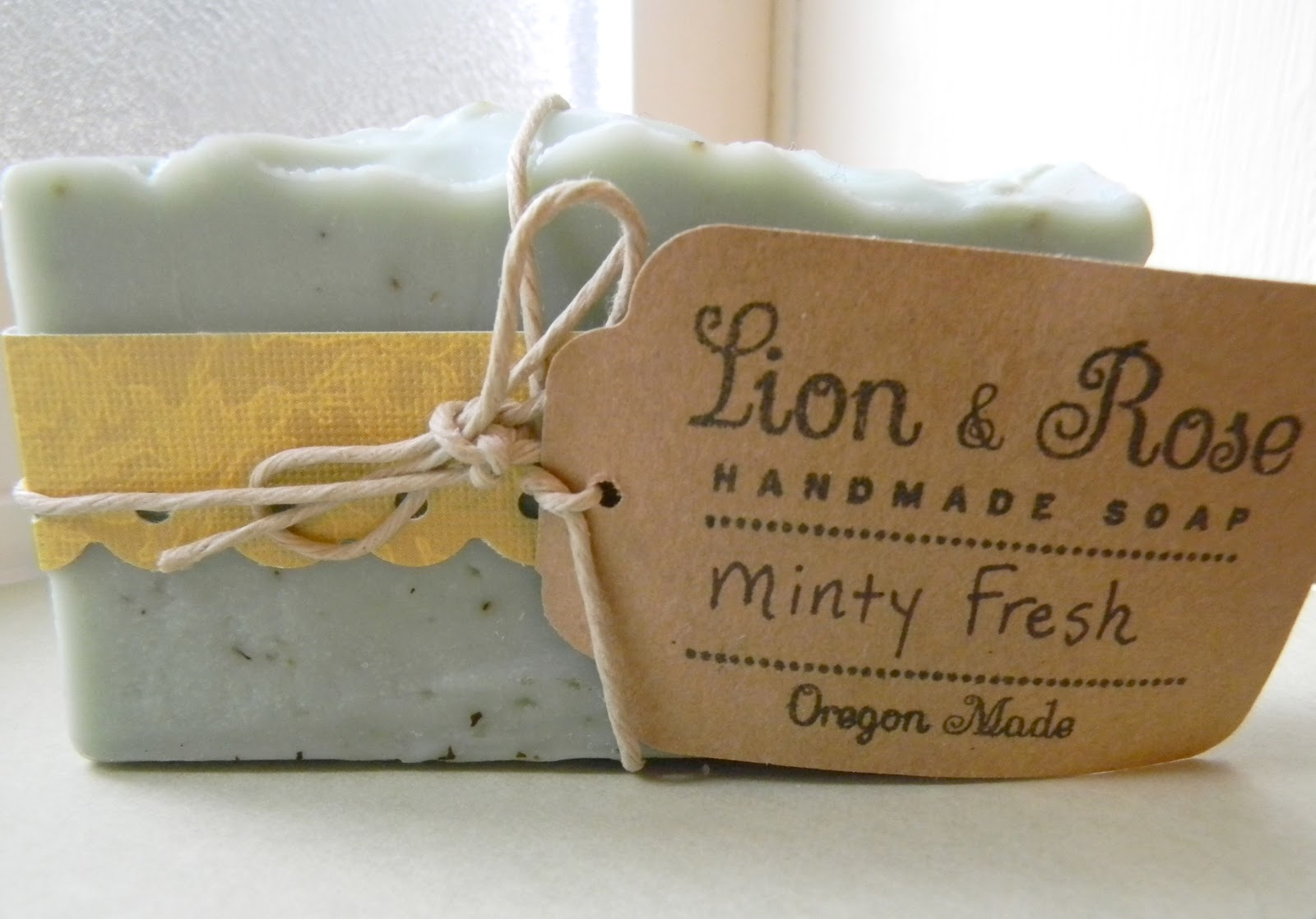 Soap Packaging!