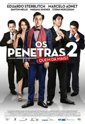 Filme Poster Os Penetras 2 – Quem Dá Mais?
