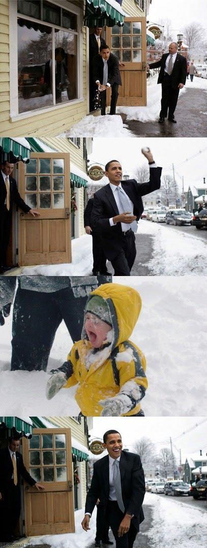 HAHA Mr President