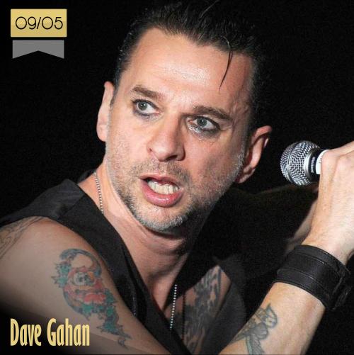 9 de mayo | Dave Gahan - @DaveGahann | Info + vídeos