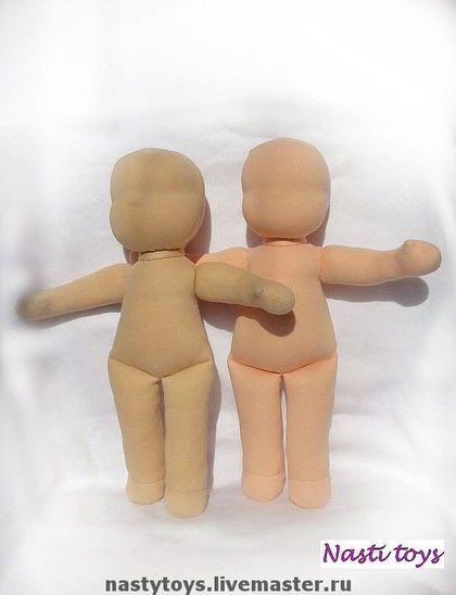 Заготовки для куклы своими руками купить