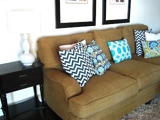 Southern fried living new throw pillows for Sofa cushion covers dubai