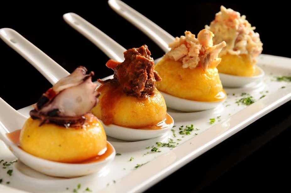 Bien jugoso el blog de hidalgo nuevo restaurante haru for Cocina peruana de vanguardia