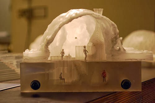 Life inside a freezer - Top 10 Coolest Snow Buildings