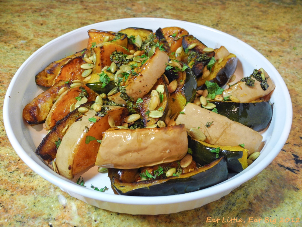 ... for Roasted Squash with Mint and Toasted Pumpkin Seeds | Eat