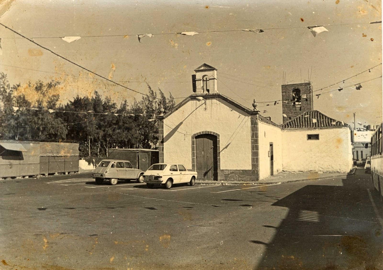 Imagen nº 15804, propiedad de LA FEDAC/CABILDO DE GRAN CANARIA. Realizada en el año 1981. Fotógrafo sin identificar.