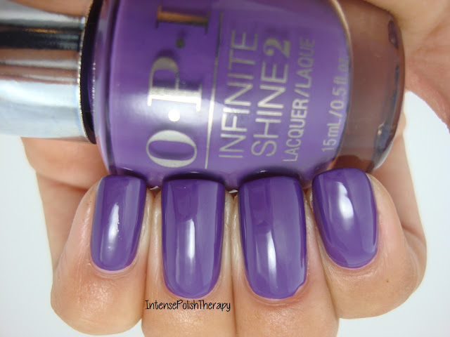 OPI - Infinite Shine - Purpletual Emotion
