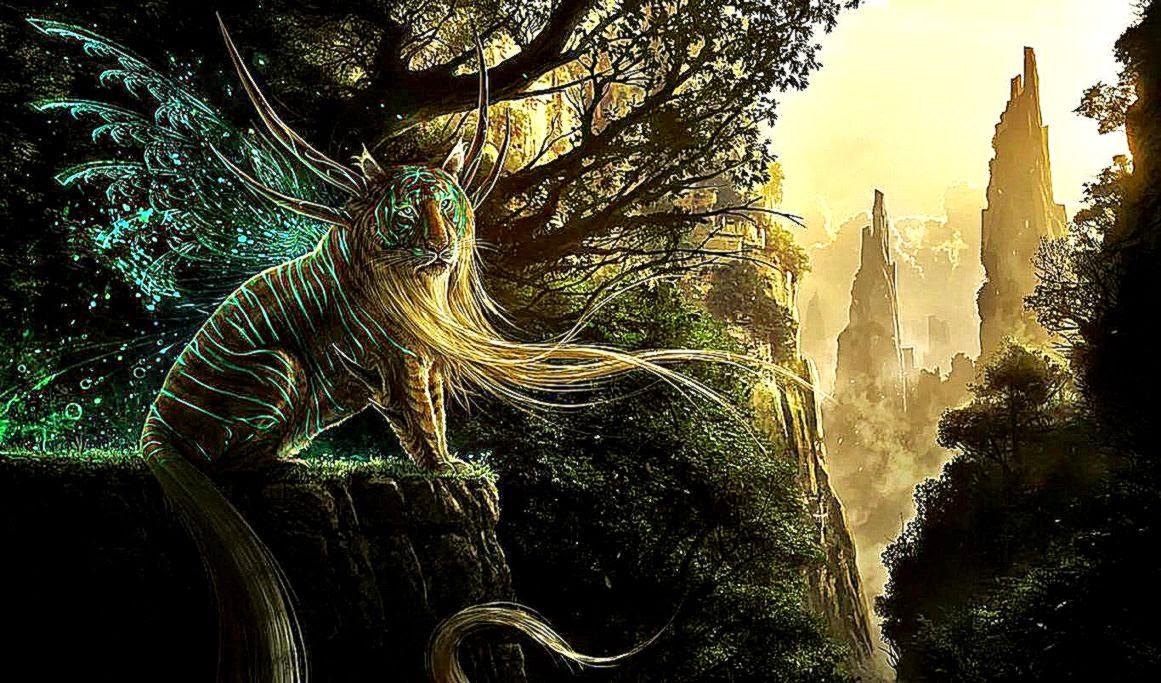 View Original Size Mythological Creature Wallpaper