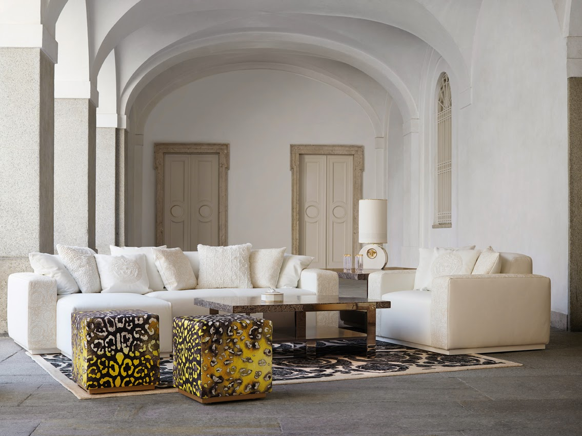 oasis unedited versace home launches its 2013 collection images. Black Bedroom Furniture Sets. Home Design Ideas