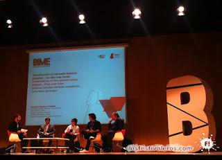 BIME, PRO, Bilbao, Live, 2015, música, charla