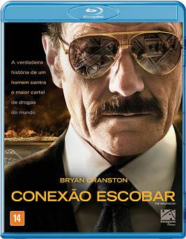 Filme Poster Conexão Escobar