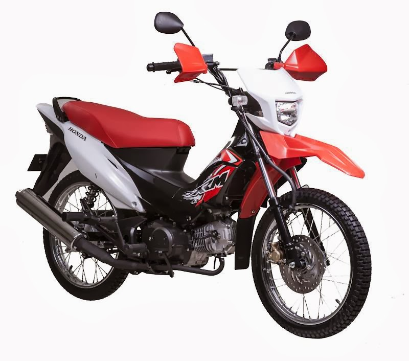 Honda Philippines Launches XRM 125 Motorcycle (w/ Brochure ...
