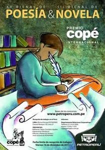 Premio Internacional de Literatura Copé