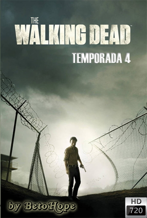 The Walking Dead Temporada 4 [720p] [Latino-Ingles] [MEGA]