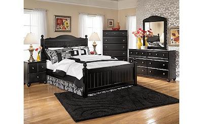 ashley furniture homestore jaidyn poster bedroom set