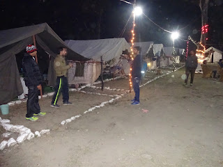 Riverside Camping in Shivpuri, Rishikesh