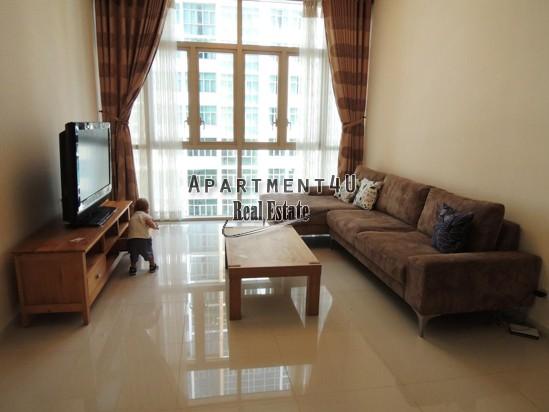 Ho Chi Minh Vista apartment rentals nice furnished