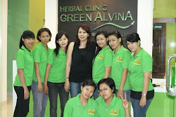 Herbal Clinic Green Alvina Pusat