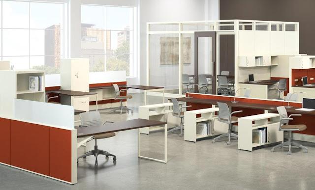 Diseño de oficinas flexible y ajustable a nuestro gusto