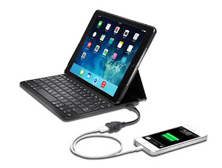 Kensington Thin Keyboard for iPad Air