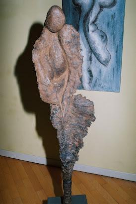 allestimento Mostra Personale Galleria18-Bologna