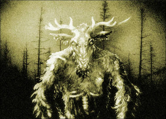 Wampus Beast Mountain Monsters 10 legendary monsters of north
