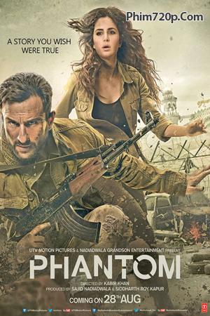 Phantom 2015 poster