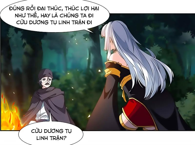 Cửu Dương Thần Vương chap 22 - Trang 12