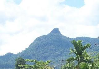 gunung poteng singkawang kalbar