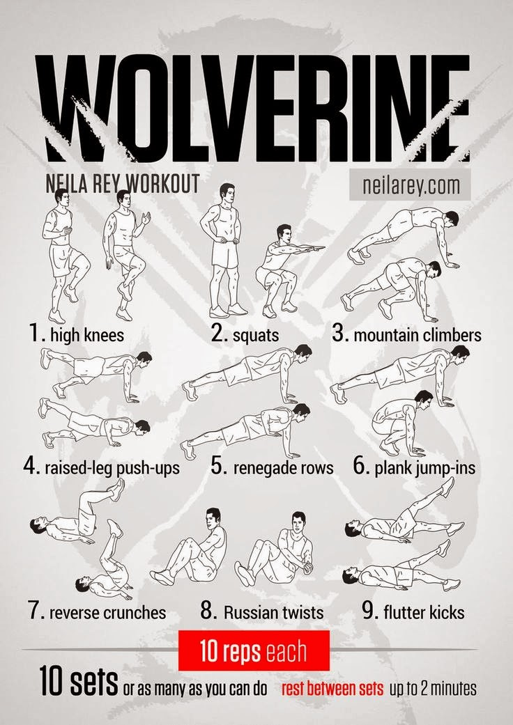 Home Gym: All Exercises by Neila Rey