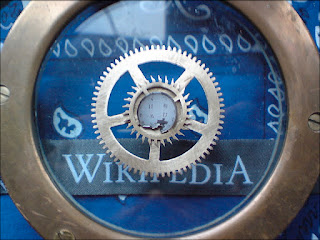 Traffic data trends indicate investors use Wikipedia for research
